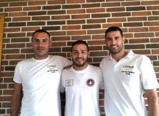 Euro African spearfishing championship: Team Cyprus
